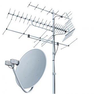 Installer une antenne ou une parabole