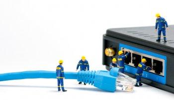 Mise en place d'un réseau local informatique