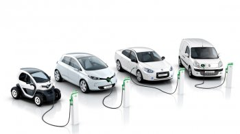 Installer une borne de recharge pour véhicules électriques