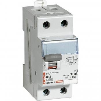 Installer un interrupteur différentiel 30mA