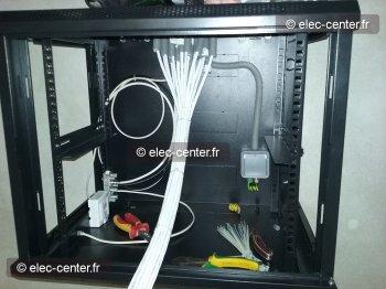 Création d'un réseau informatique/VDI en Cat6 ou Grade 3